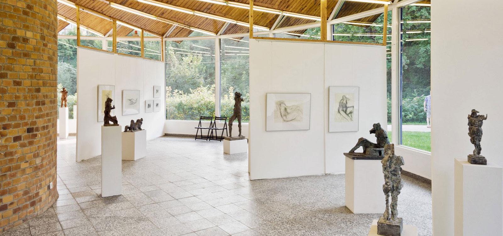 Kunstpavillon Heringsdorf
