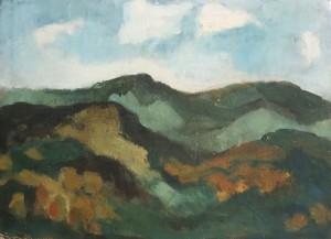 Manfred_Kandt_Bulgarische_Landschaft
