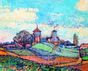 Otto_Manigk_Wasserturm_in_Goehren_auf_Ruegen