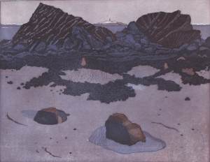 Strand VIII, 1997, 50x65