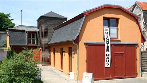 Hans Werner Richter Haus in Bansin