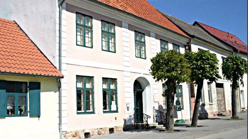 Philipp Otto Runge Haus in Wolgast