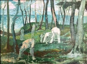 Manfred Kandt Waldarbeiter