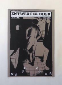 Sabine Jahn -Entwerter Oder-